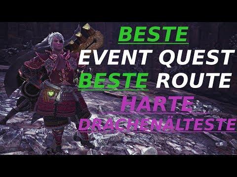 Beste Route für beste Event Quest | Monster Hunter World