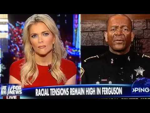 Megyn Kelly & Sheriff David Clarke - you need to hear this