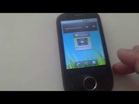 Huawei Ideos U8150 preview preview and unpack.