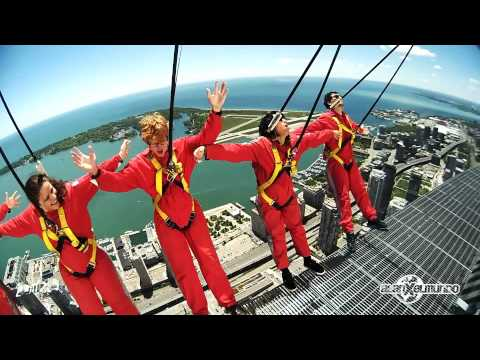 CN Tower - EdgeWalk (Complete)