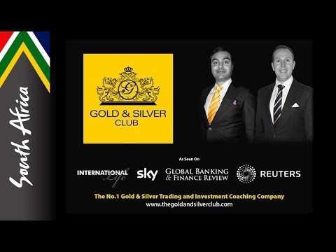 The Gold & Silver Club Africa | Weekly Commodities Review | 22nd August 2014