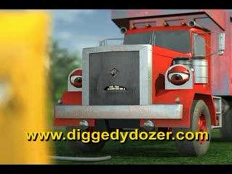 Diggedy Dozer in