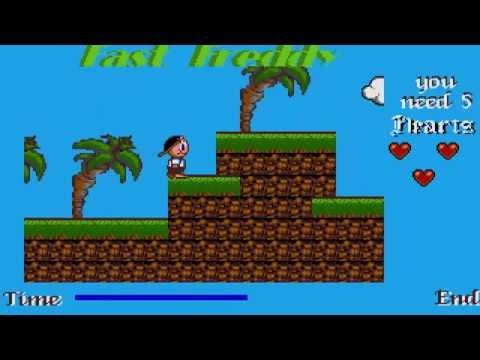 ATARI ST Fast Freddy 19xx Atkinson, Michael zip