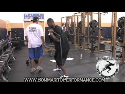 Louis Murphy Wide Receiver Oakland Raiders Speed Training Video