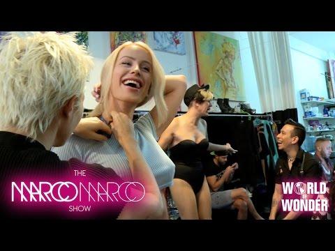 #marcomarcoshow - Gigi Gorgeous, Willam Belli, And Manila Luzon Wardrobe Fitting video