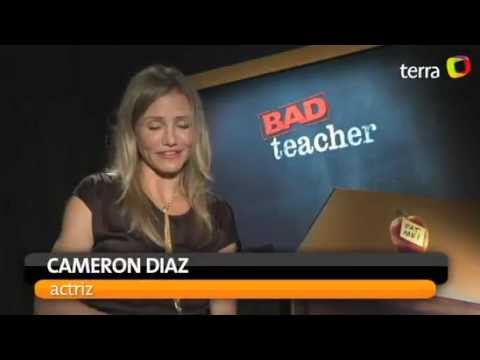 Cameron Diaz Talks Sex