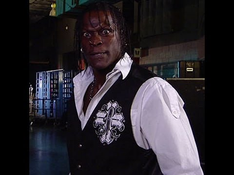 0 Raw   Raw: R Truth stalks The Miz