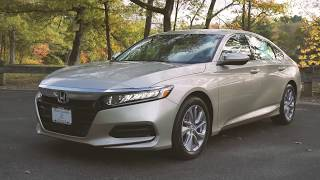 2018 Accord LX Review and Test Drive | Herb Chambers