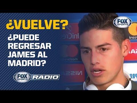 ¿Regresa James Rodríguez al Real Madrid? Mira la EXCLUSIVA thumbnail