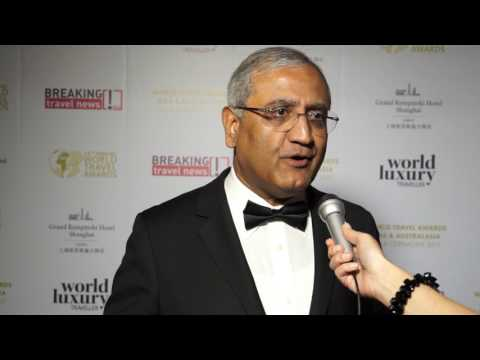 Aziz Boolani, chief executive, south and central Asia, Serena Hotels