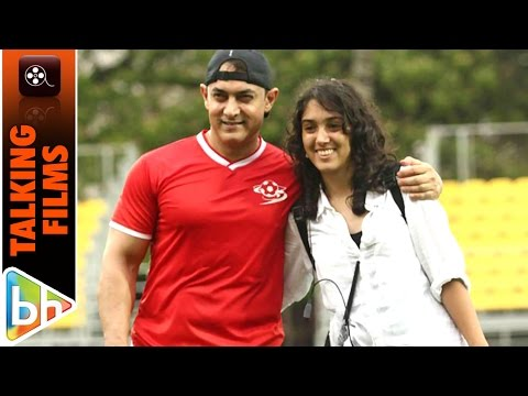 Aamir Khan & Ira Khan: Exclusive Interview Part I