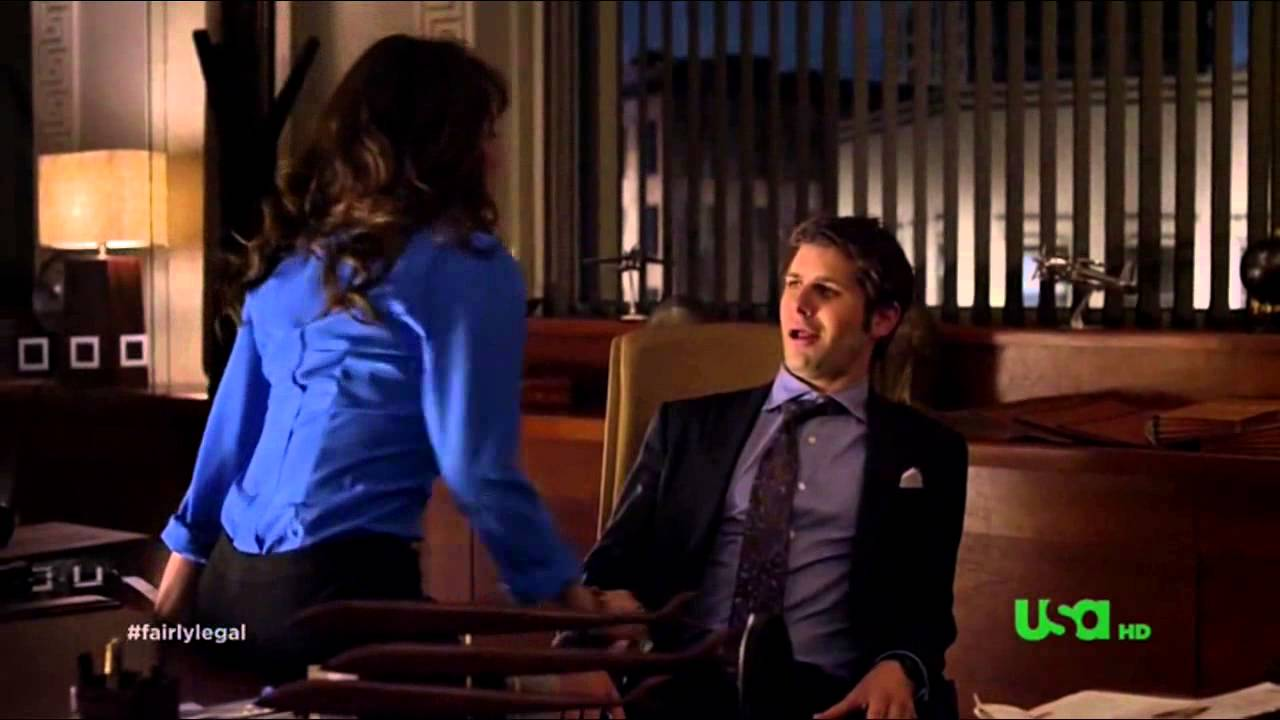 Legal Kate Fairly Legal Kate And Ben