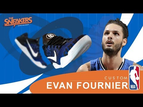 TheSneakers Episode 6 Evan Fournier