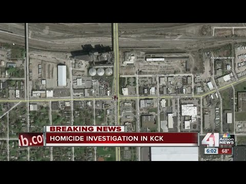 Police investigate homicide in KCK following traffic accident