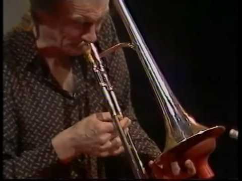 Albert Mangelsdorff Trio,