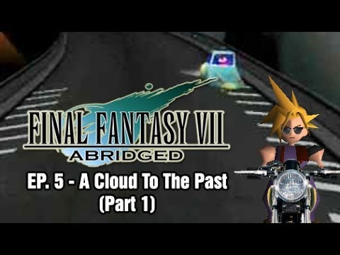 Misc Computer Games - Final Fantasy Vii - The Nightmares Beginning