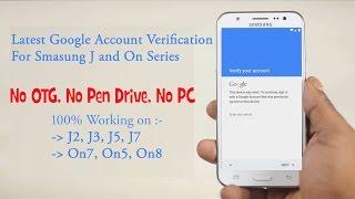 Samsung J Serious Bypass Google Account Verification & Hard Reset [100% Working]