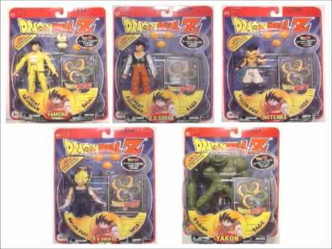 Irwin Toy Dragonball Z Figure History!