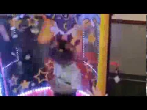 Chuck E Cheese Ticket Blaster Cayden 4th Birthday 2013