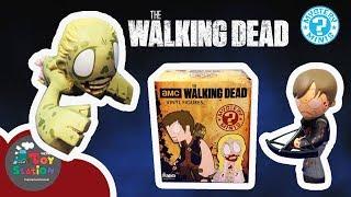 Mystery Minis Walking Dead Đồ chơi thây ma Zombie ghê rợn ToyStation Halloween - 120