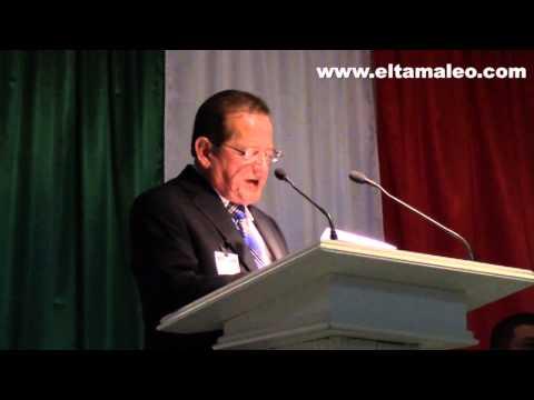 RINDE ROBERTO GONZALEZ SU PRIMER INFORME DE GOBIERNO