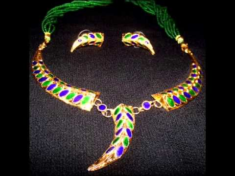 Exotic Assamese Jewellery - A Portray video