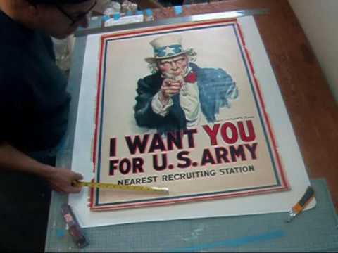 Restoring Uncle Sam Video