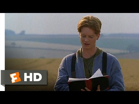 Memphis Belle (1/10) Movie CLIP - Poetry (1990) HD