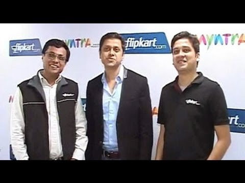 Flipkart acquires Myntra to take on Amazon