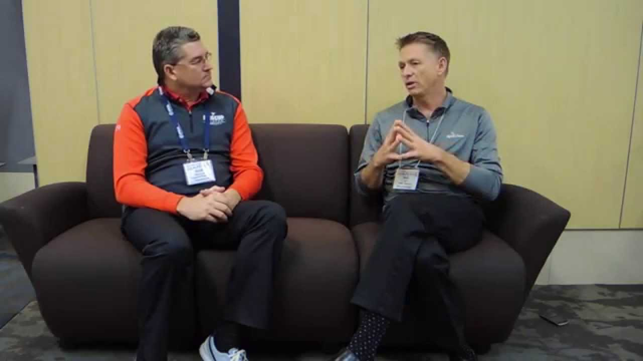 What's New at eQuinelle Golf - Interview with Rob Knights of TMSI at 2015 Ottawa Gatineau Golf Expo