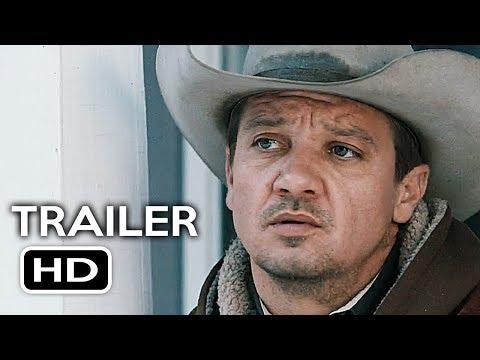 Wind River Official Trailer #2 (2017) Jeremy Renner, Elizabeth Olsen Thriller Movie HD streaming vf