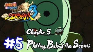 Naruto Shippuden The Movie: 6 - Naruto Shippuden: Ultimate Ninja Storm 3 'Chapter 5: Plotting Behind the Scenes Movie' TRUE-HD