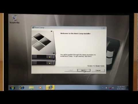 How to Install Windows 7 on Retina MacBook Pro
