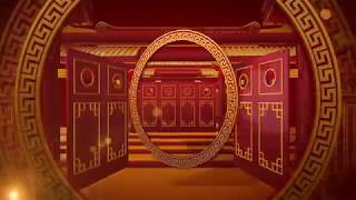 3D Chinese New Year Countdown Animation