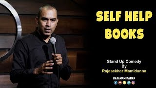 Self Help Books | Stand up Comedy | Rajasekhar Mamidanna