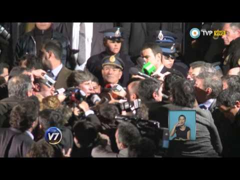 Visión 7 - Caso Ciccone: confirman el procesamiento de Boudou