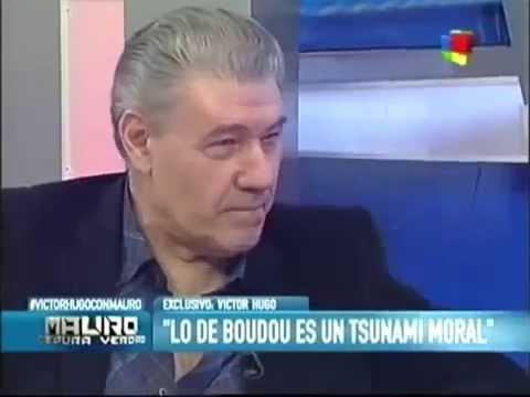 Víctor Hugo Morales sobre Amado Boudou y el caso Ciccone