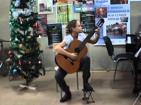 Джулиани, Мауро - Концертные вариации для 2-х гитар