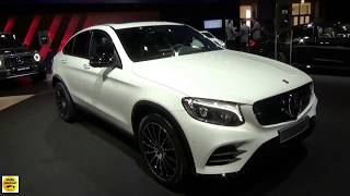 2019 Mercedes-Benz GLC 250 Coupé 4Matic Sport Edition - Ext. and Interior - Auto Show Brussels 2019