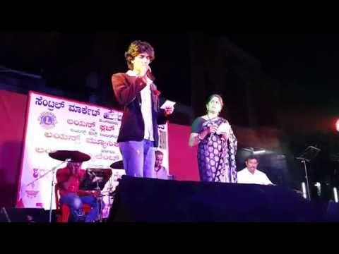 Aaj Phir Tum Pe Pyaar Aaya Hain Ft.abhinava & Ft. Shanthi Shenoy video