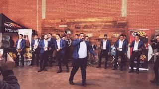 Banda Los Sebastianes A Traves Del Vaso