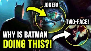 BATMAN Revealed & KILLING His Rogues Gallery..WTF!? - Titans Episode 11 FINALE Trailer!