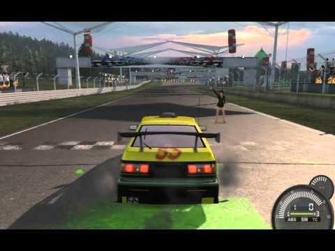 Need For Speed ProStreet. Дуэль с королём дрифта