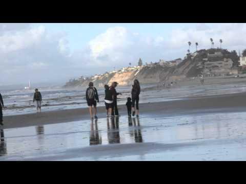 2012: Walters Family Post Christmas Beach Crawl