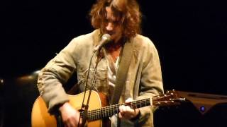 Dandelion - Chris Cornell 2013.11.01 Cadillac Palace Theatre Chicago