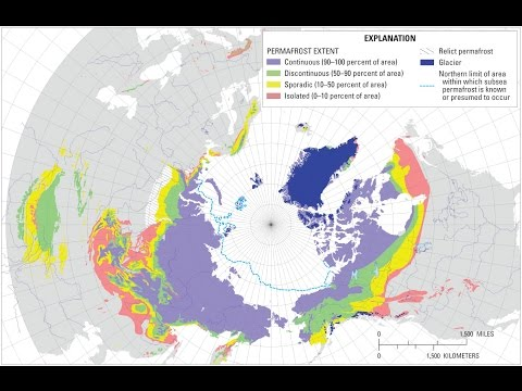 Permafrost - The Ticking Time Bomb of Global Warming