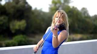 Ellie Goulding Love Me Like You Do Violin By Kasia Gronowska