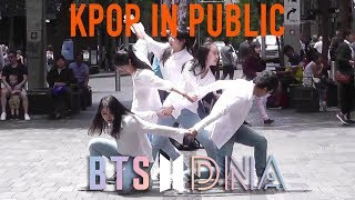 "[KPOP IN PUBLIC CHALLENGE SYDNEY] BTS (방탄소년단) - ""DNA"" Dance Cover by MONOCHROME"