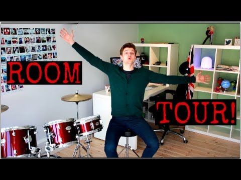 ROOM TOUR!