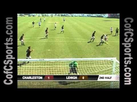 9.19.10 Men's Soccer vs. Lehigh Highlights